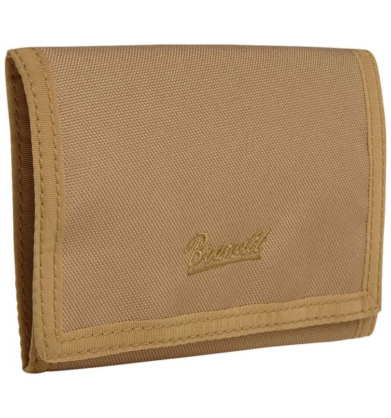 Brandit Billetera Wallet Three camel