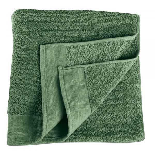 Toalla verde oliva 90 x 50 cm