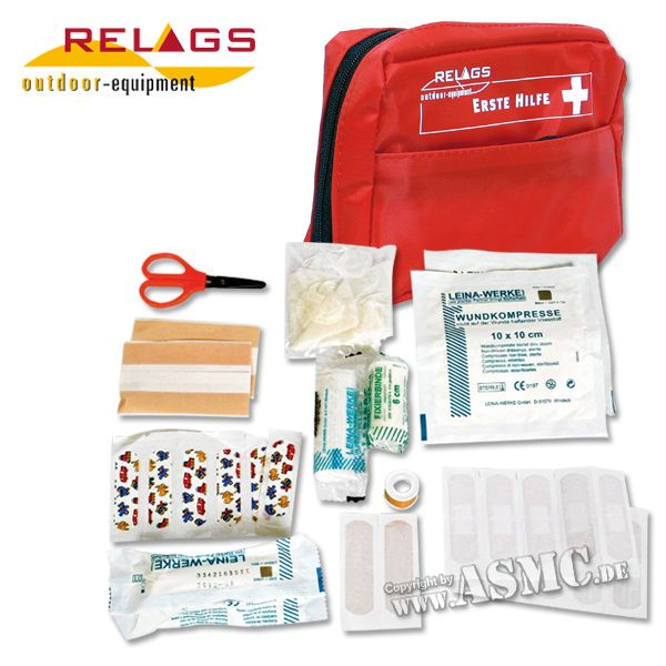 Bolsa primeros auxilios Relags