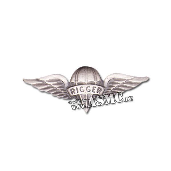 Distintivo metálico Springer US Para Rigger