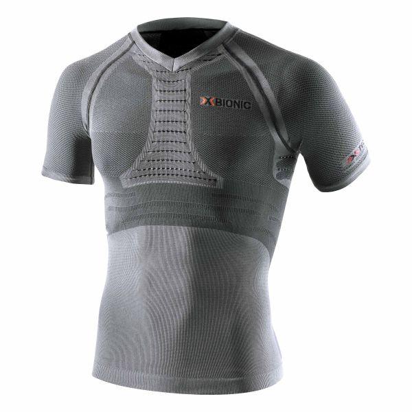 Camiseta X-Bionic Running Man Fennec antracita silber