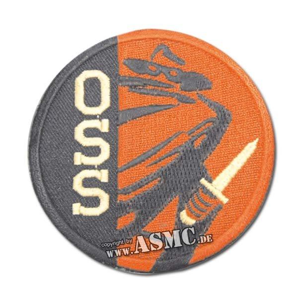 Distintivo textil US OSS