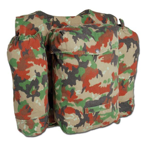 Pequeña mochila suiza M70 usada