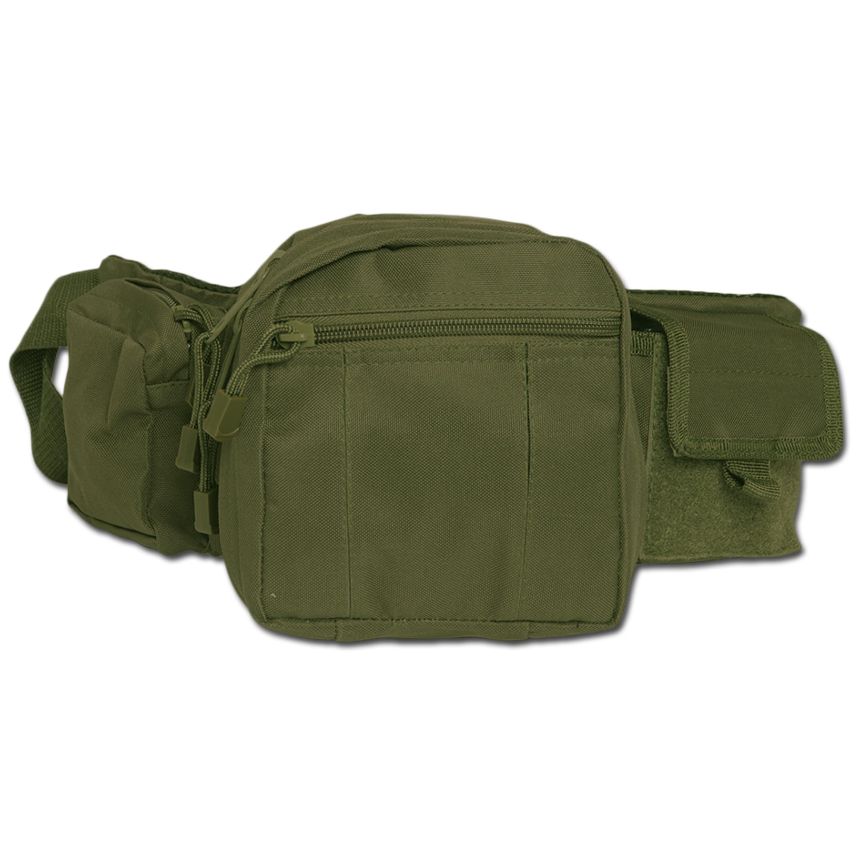 Riñonera Multipack Mil-Tec verde oliva