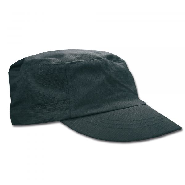 Gorra BDU Flexcap negra