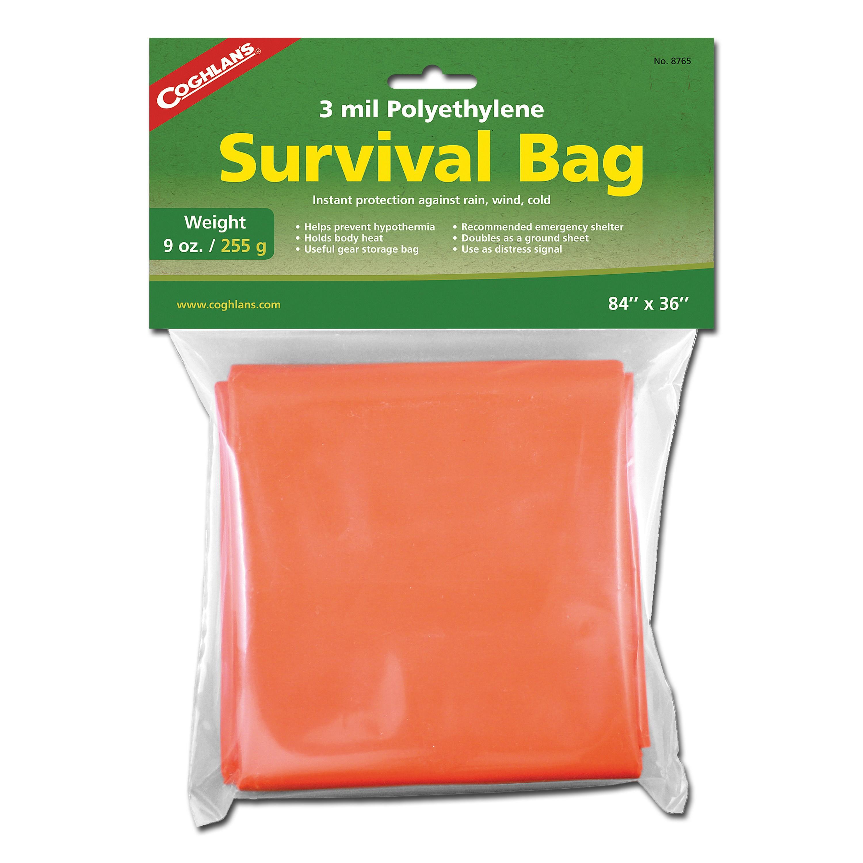 Bolsa Coghlans Survival Bag