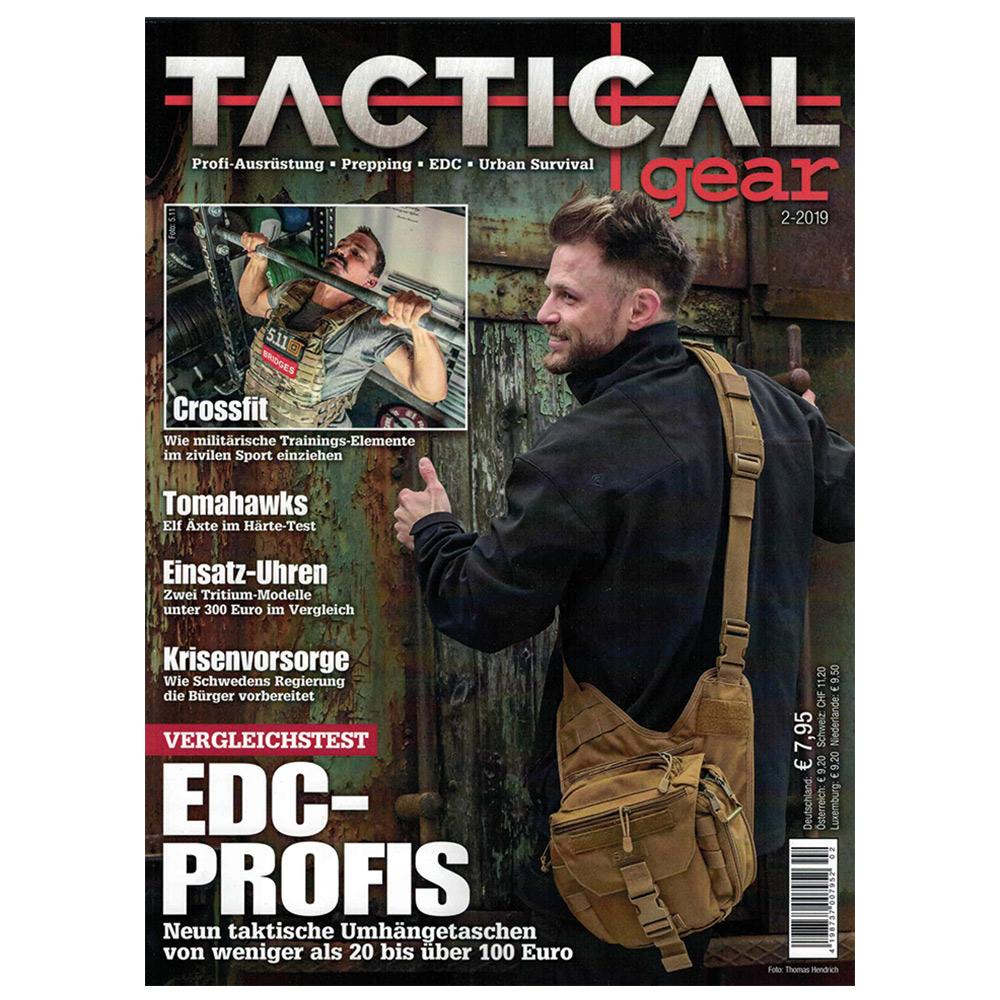Revista Tactical Gear 02/2019
