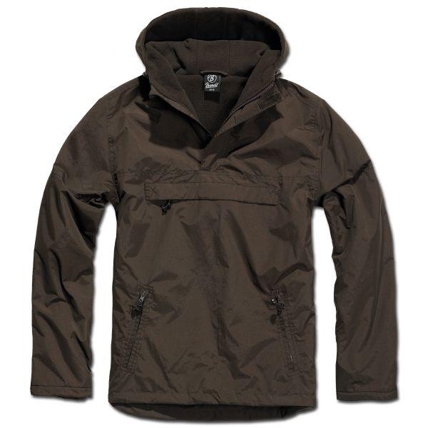 Windbreaker Brandit marrón