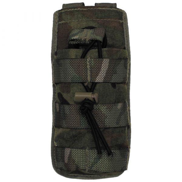 Bolsa p. munición SA 80 correa goma Osprey MK IV MTP camo semi