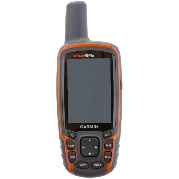 Garmin GPSMAP 64s+ Topo Alemania V8 Pro Bundle