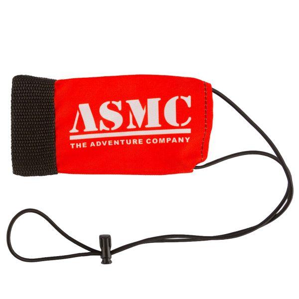Funda ASMC para cañón de rifles Airsoft roja