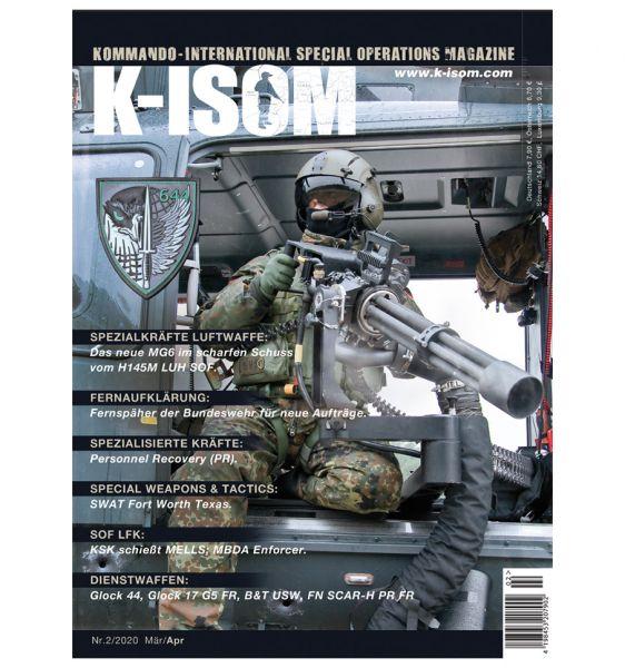 Kommando Revista K-ISOM Edición 02-2020
