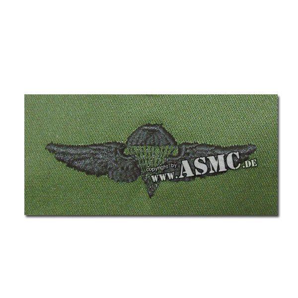 Distintivo US Textil Navy Parachutiste