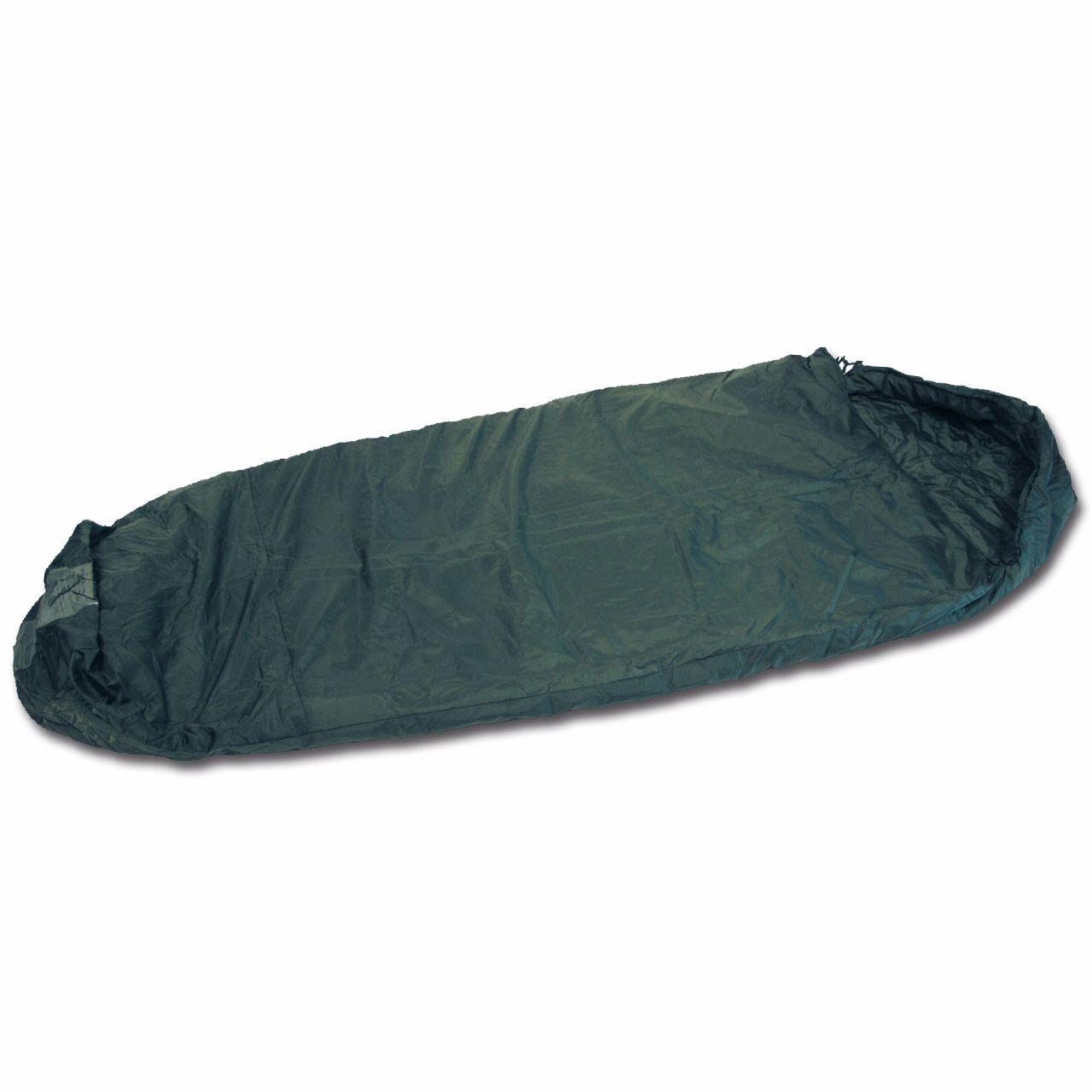 GI Saco de dormir modular system exterior verde petr