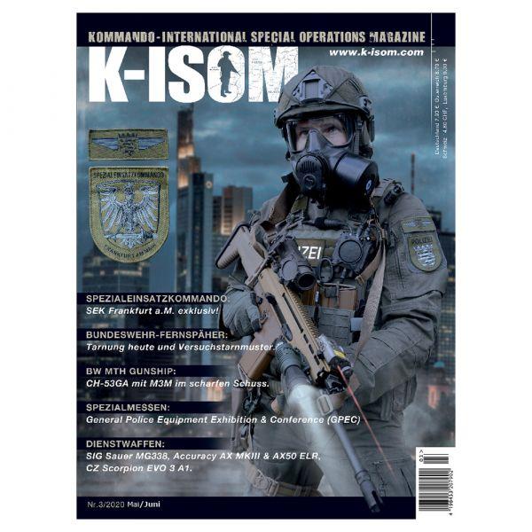 Kommando Revista K-ISOM Edición 03-2020