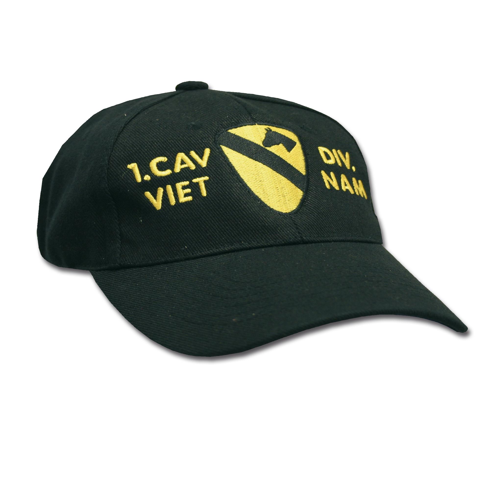 Gorra de béisbol 1.CAV Vietnam