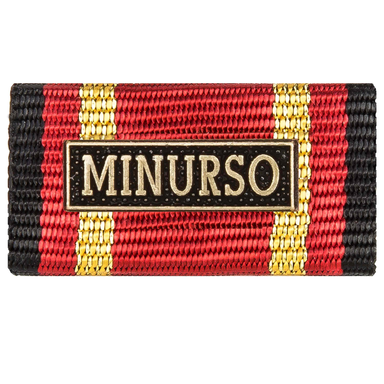 Medalla al servicio MINURSO bronce
