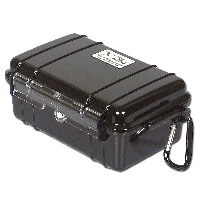 Caja Peli Micro Box 1050 negra