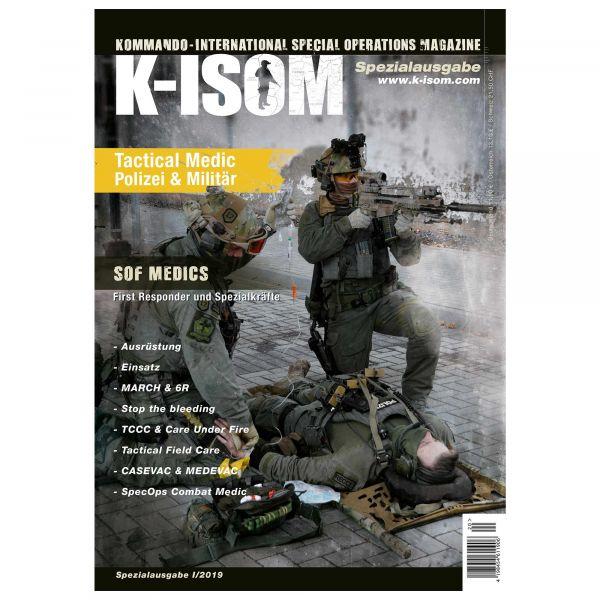 Revista Kommando K-ISOM edición especial I/2019