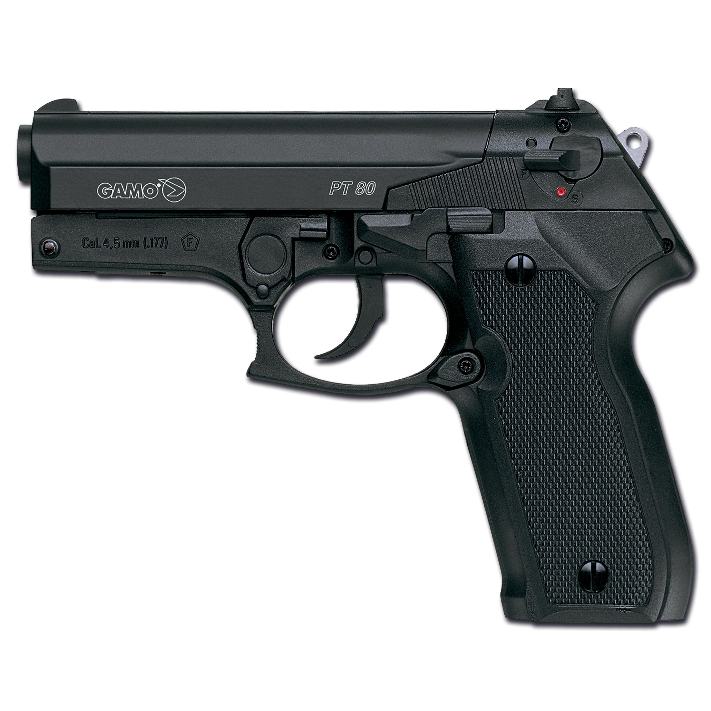 Pistola de aire comprimido Gamo PT-80