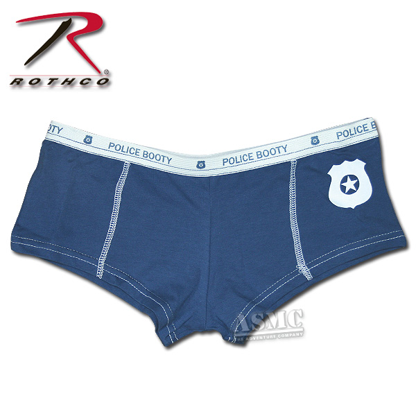 Hot Pant Police azul