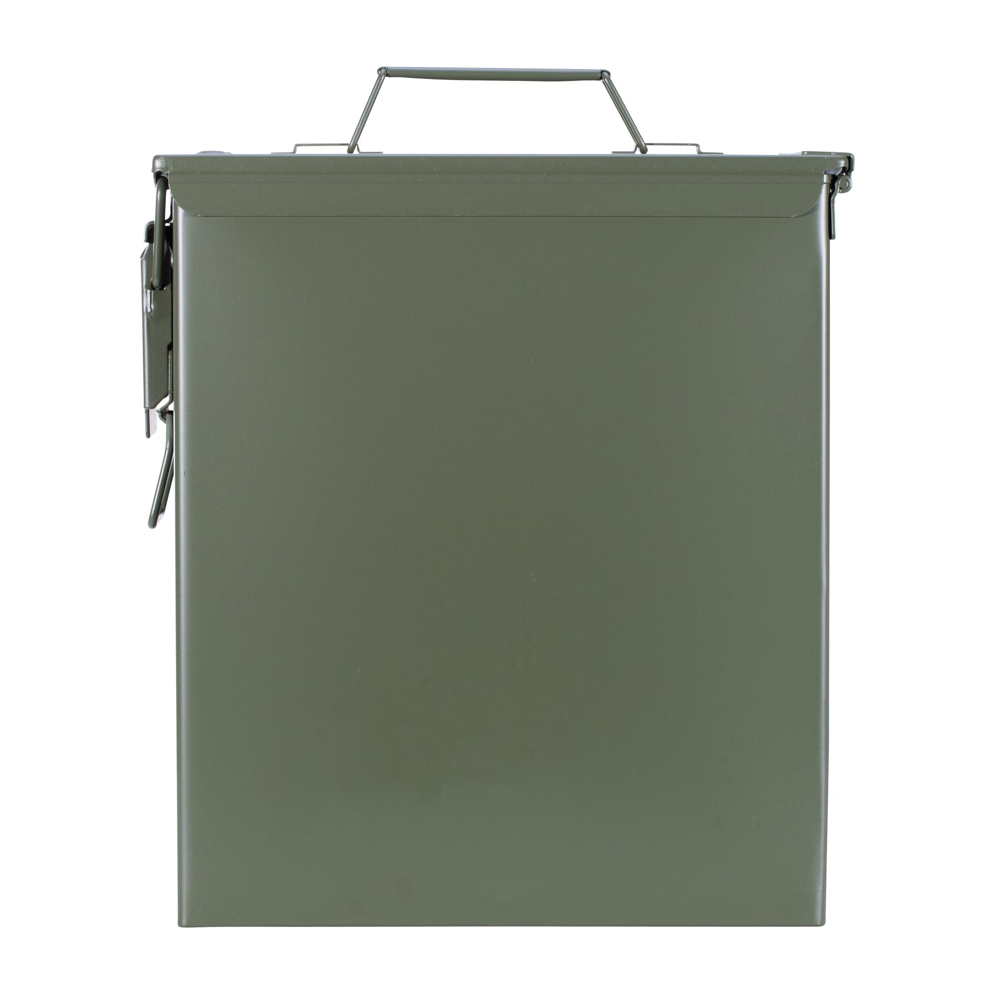 US Ammo Box M9 Cal. 50 mm importada verde oliva