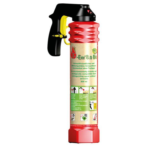 Extintor de espuma Tectro F-Exx 8.0 Bio
