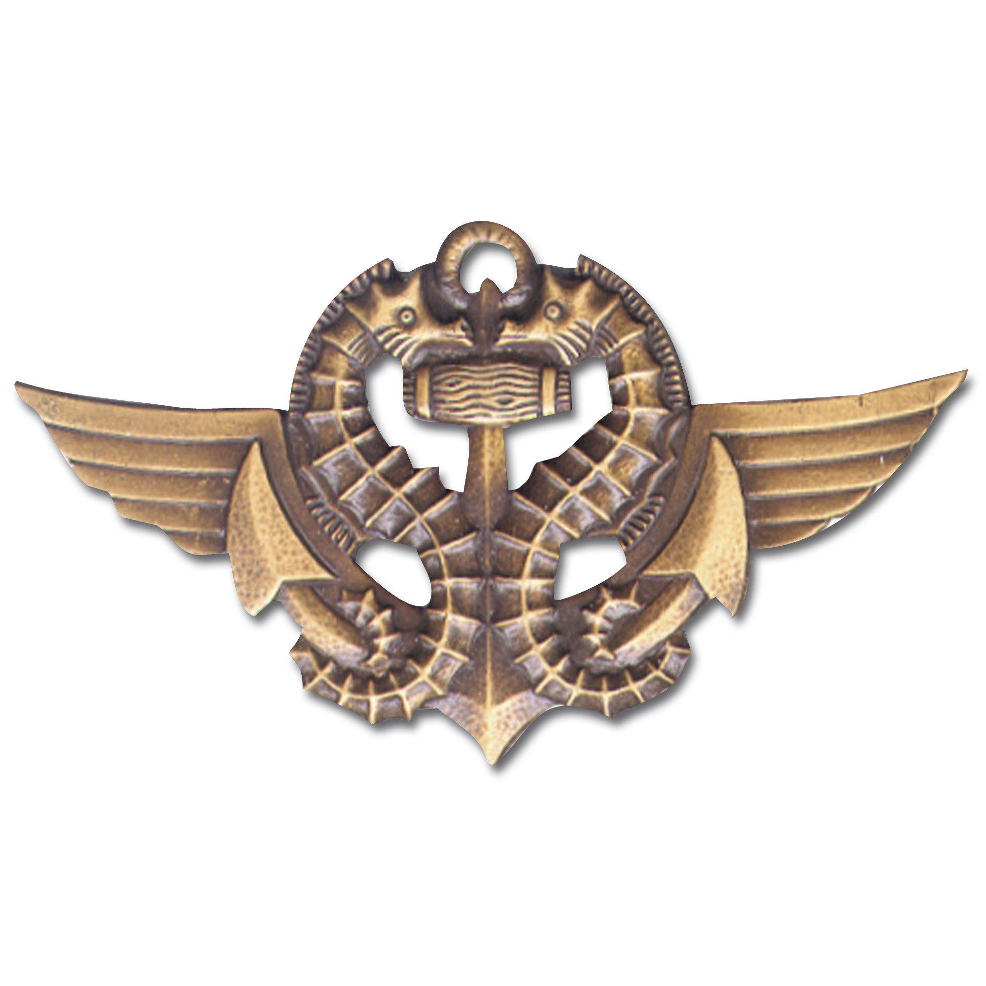 Distintivo francés Nageur de Combat