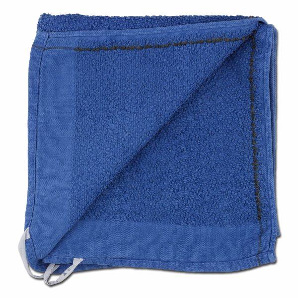 BW toalla azul como nueva