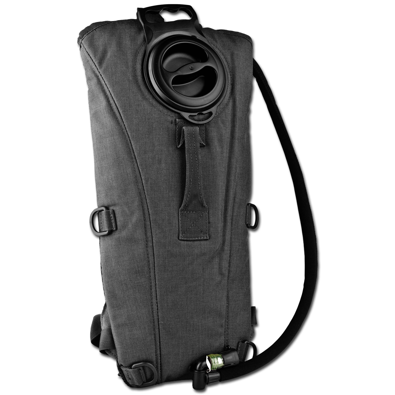 Water Pack Mil-Tec con correa - negro