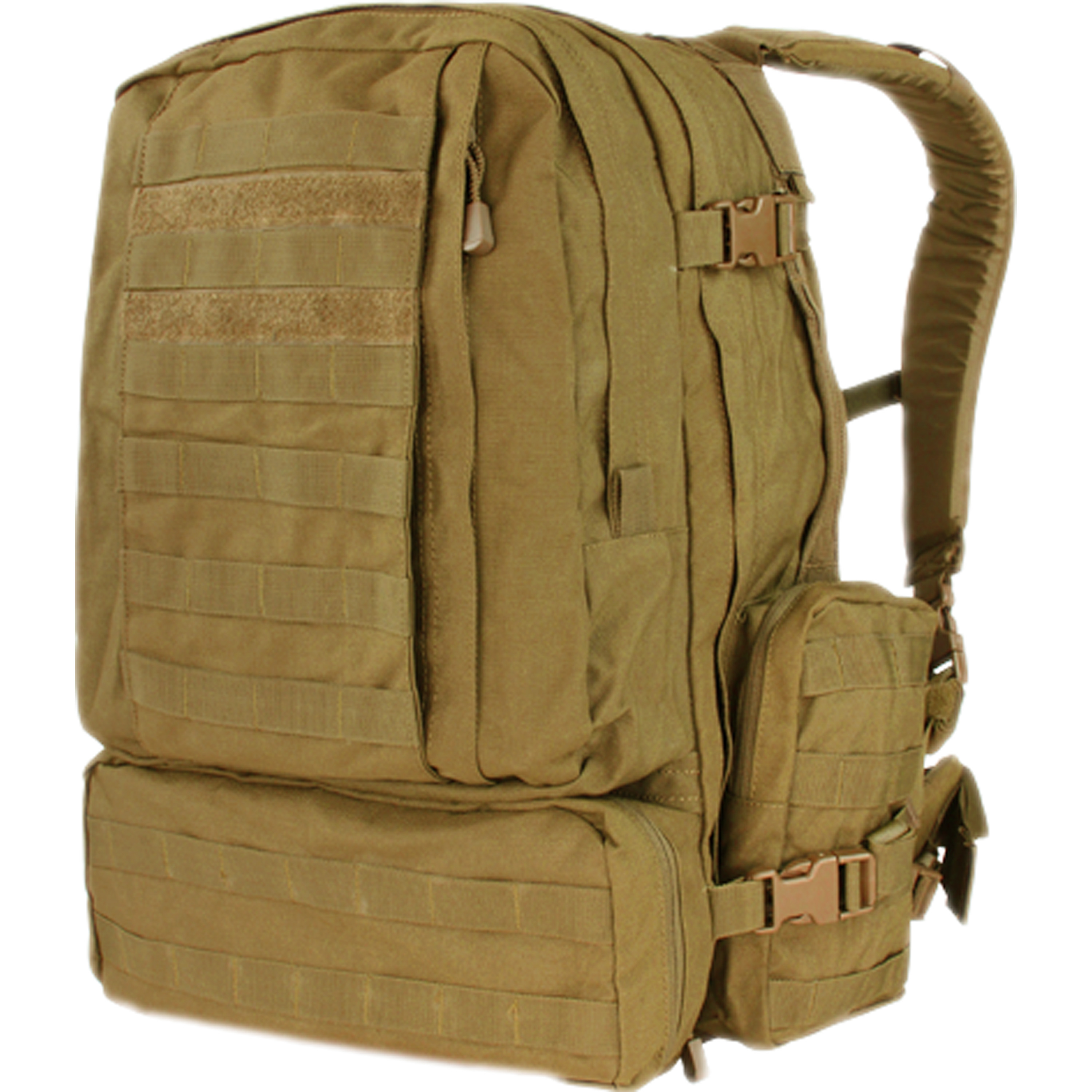Mochila Condor 3-Day Assault Pack coyote brown