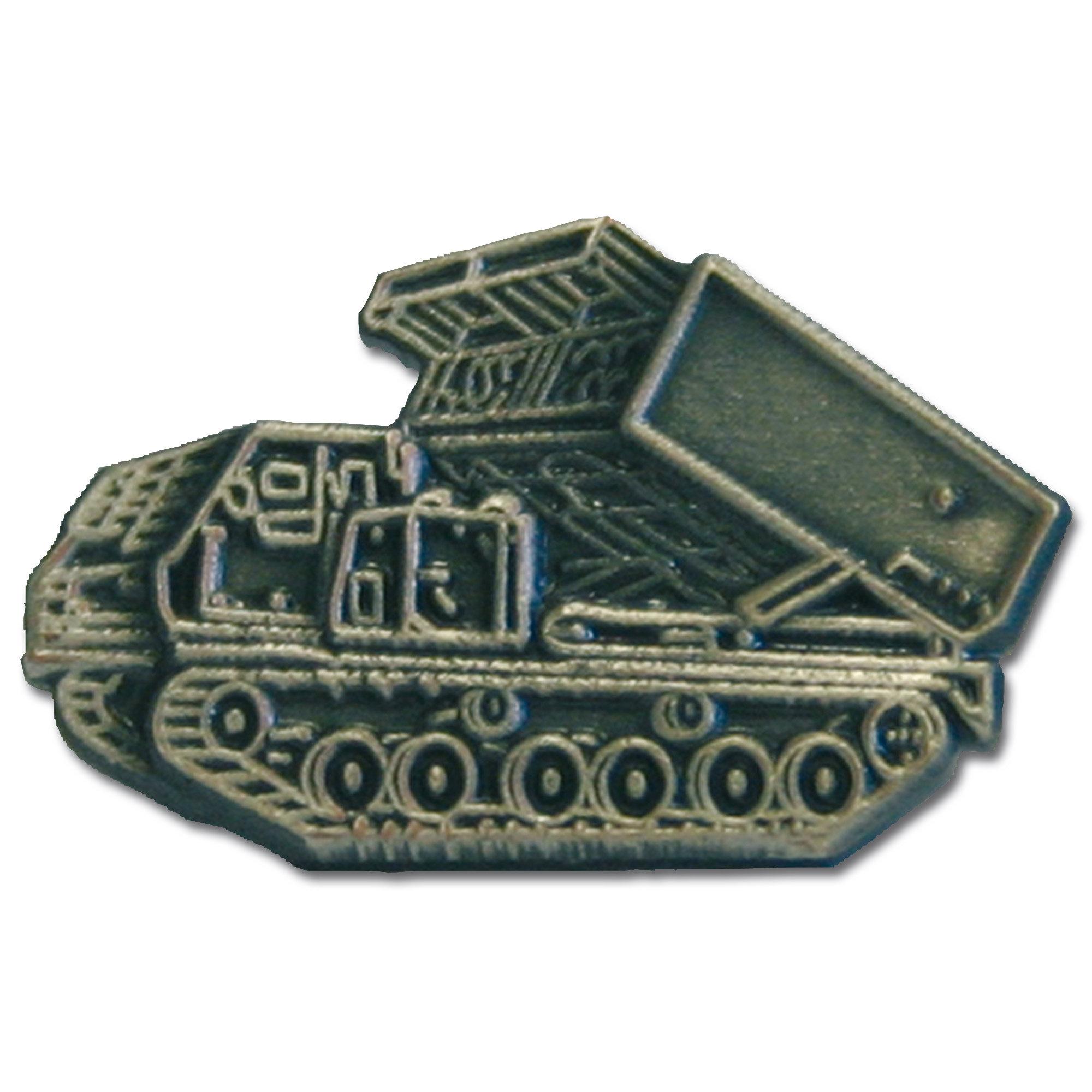 Mini pin metálico MARS