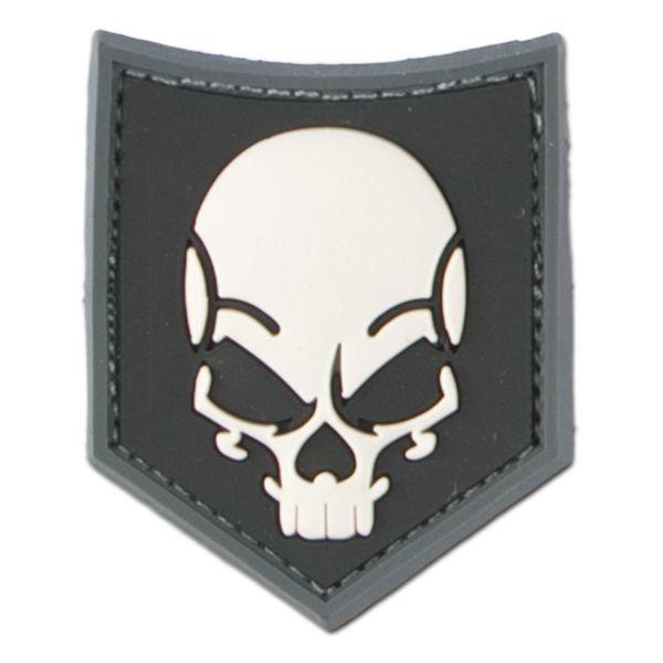 Parche 3D SOF Skull swat