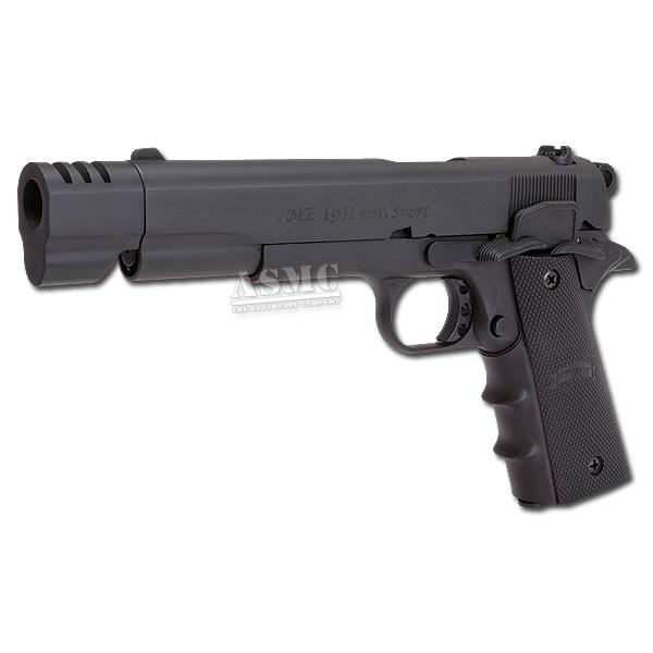 Pistola ME 1911 Sport bruñida