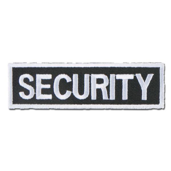 Distintivo pequeño SECURITY