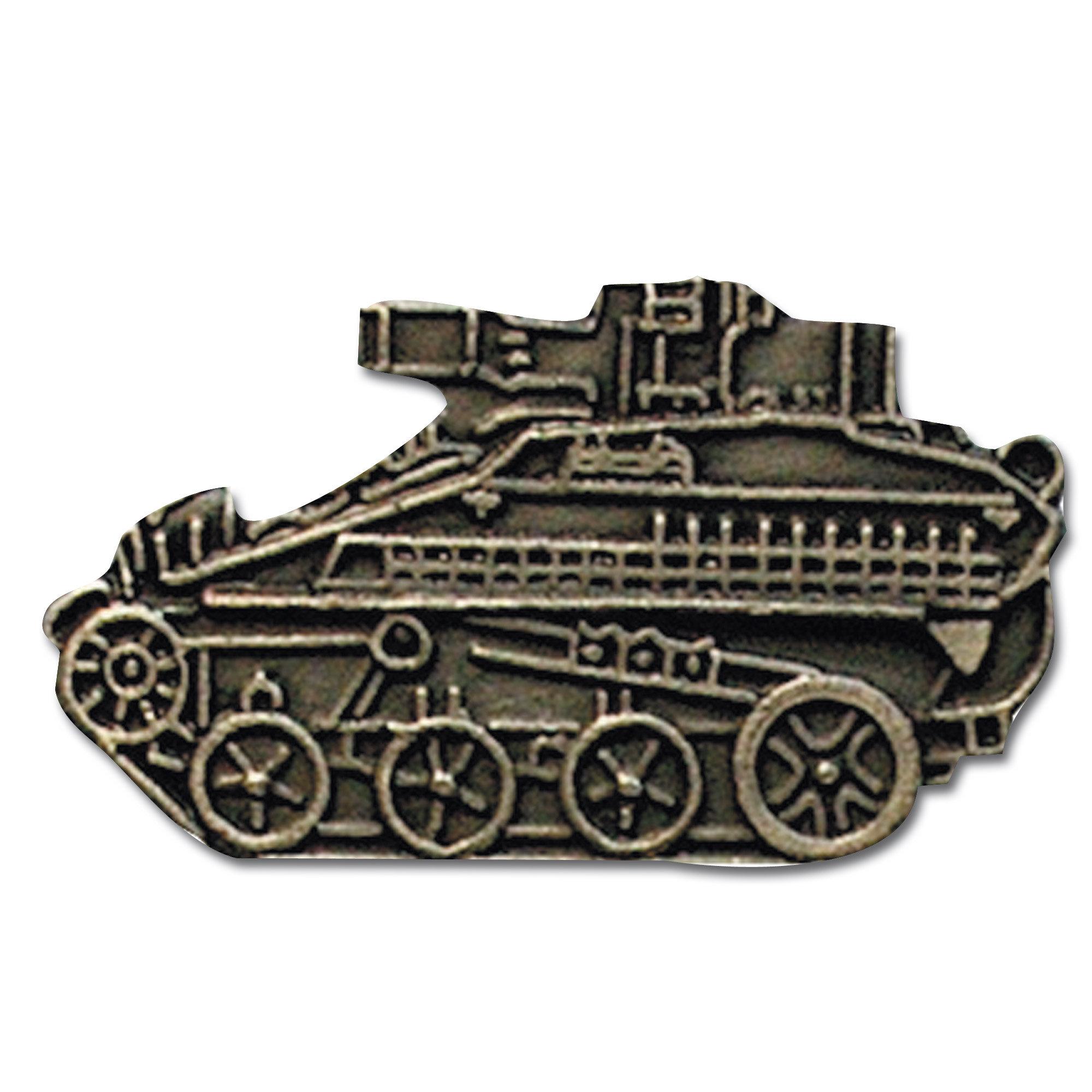 Mini pin metálico Wiesel TOW