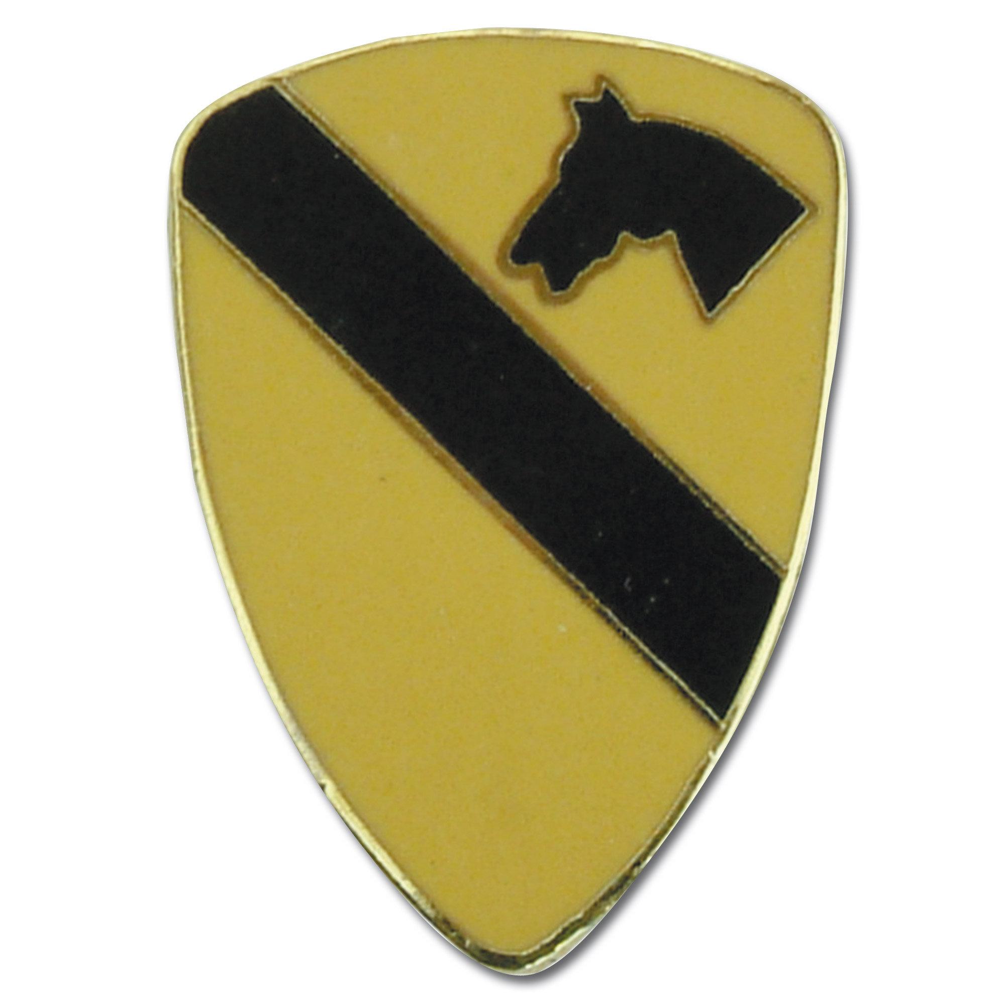 Pin-Insignia 1st Cavalry Division