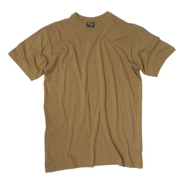 Camiseta US Style coyote
