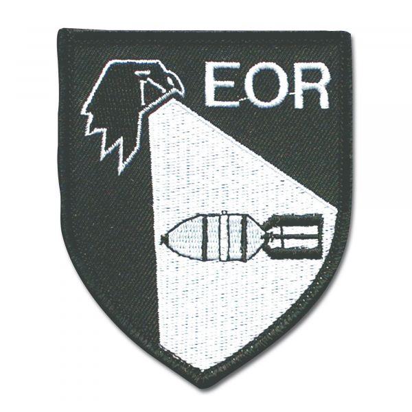 Insignia textil Kampfmittelerkunder EOR