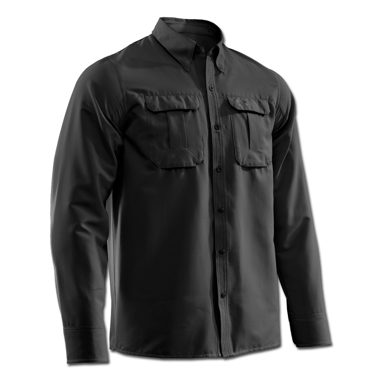 Camisa Under Armour Speed Shirt Allseasons negra
