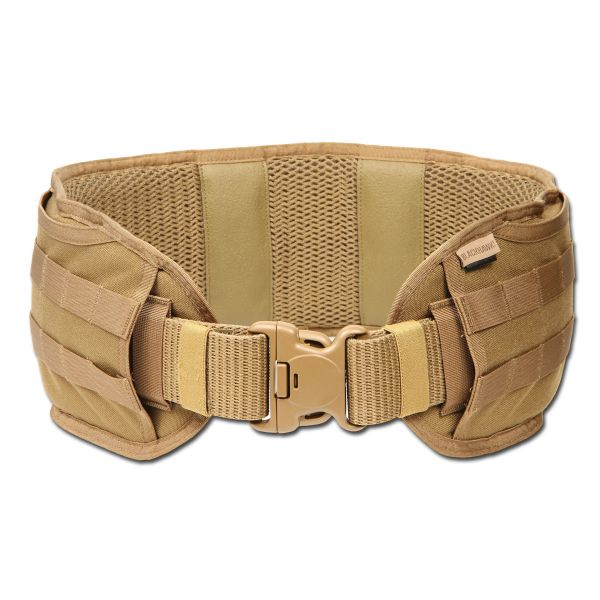 Cinturón acolchado BlackHawk Enhanced Patrol Belt Pad coyote