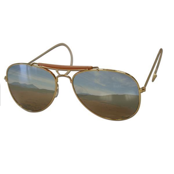 Gafas para sol de espejo