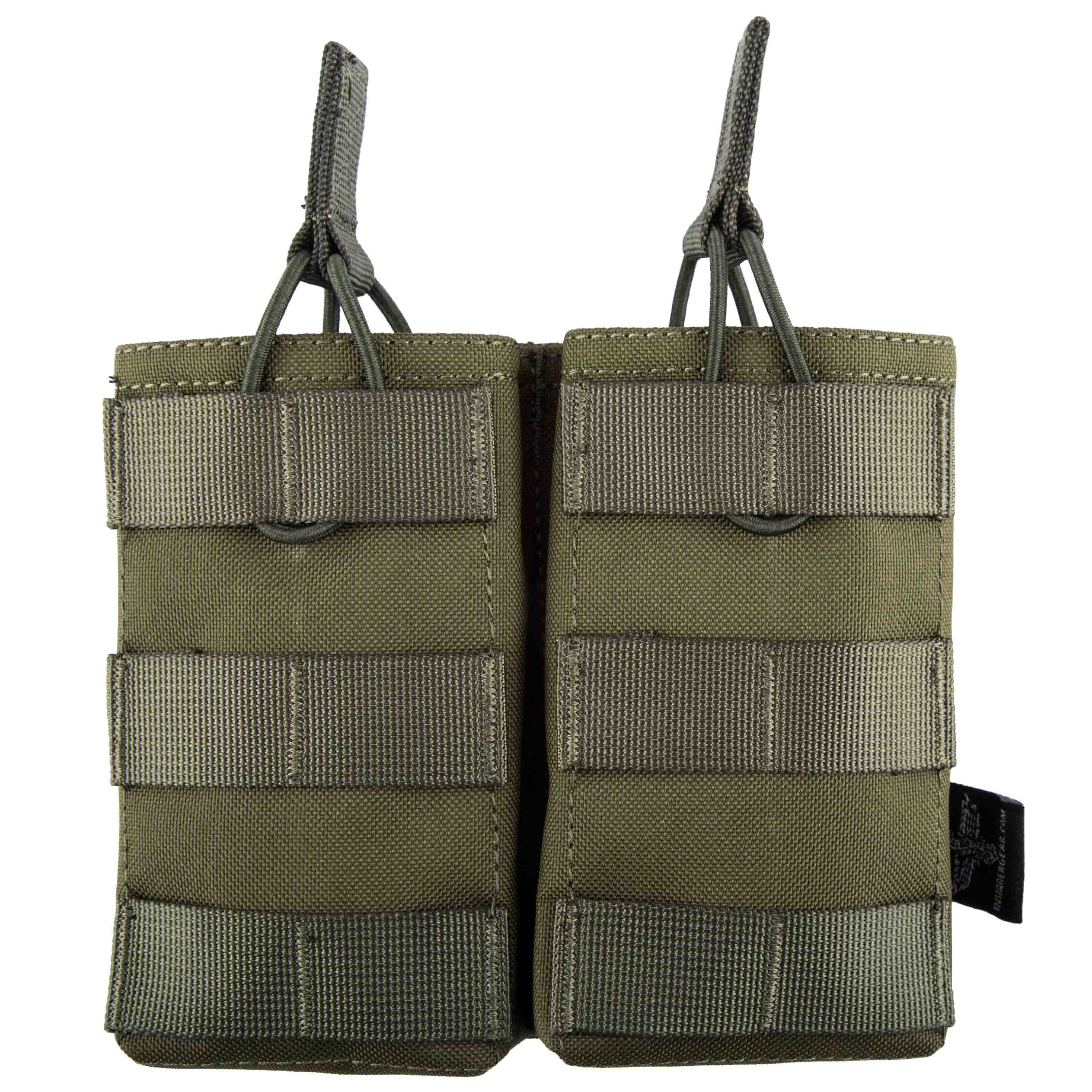 Portacargador Invader Gear 5.56 Double DA od green