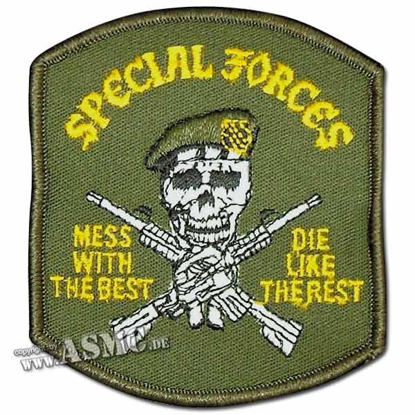 Insignia US Textil Special Forces US
