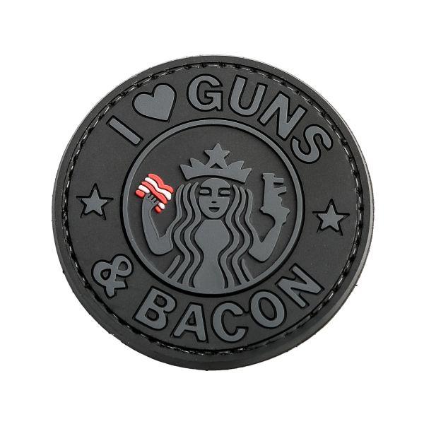 Parche - 3 D TAP Guns and Bacon blackops