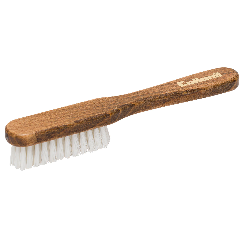 Collonil cepillo de limpieza marrón oscuro