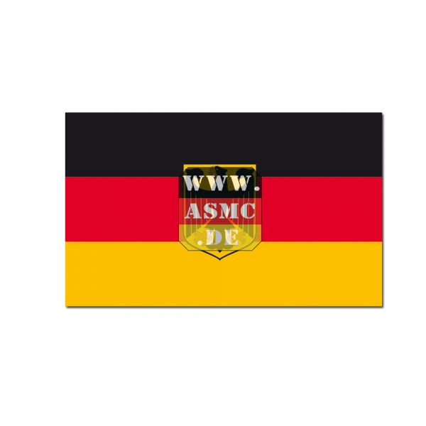 Bandera Alemana con águila