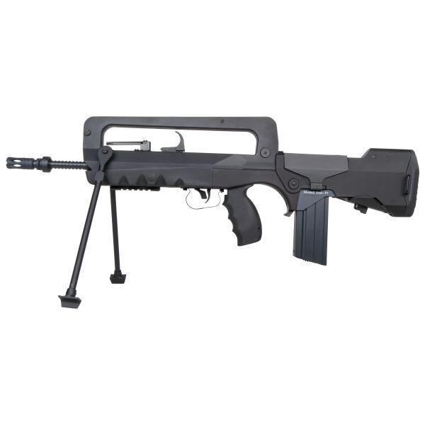 Fusil Cybergun Airsoft FAMAS F1 S-AEG 1.3 J negro
