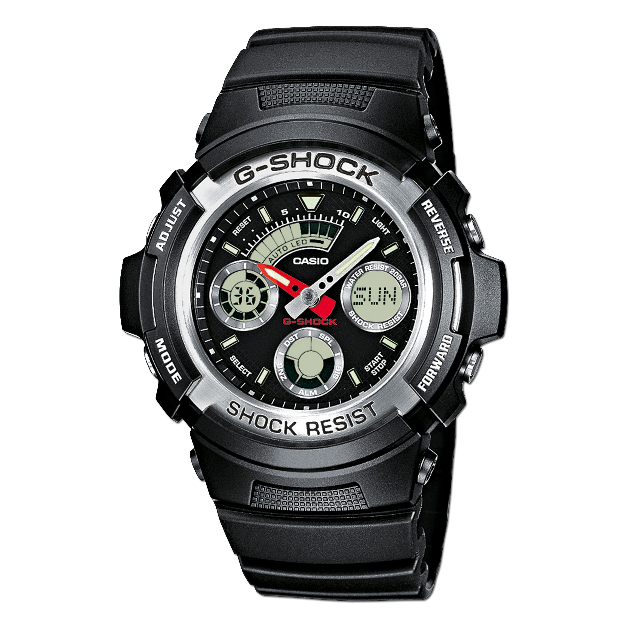 Reloj Casio G-Shock Black Wizard