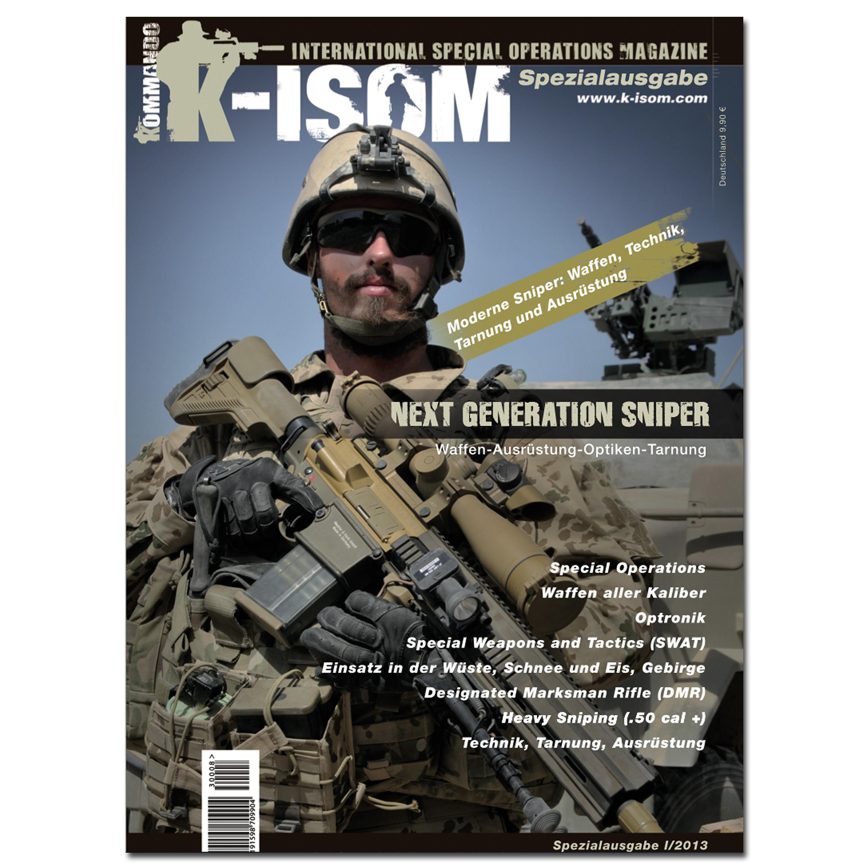 Revista Kommando K-ISOM edición especial 01-13